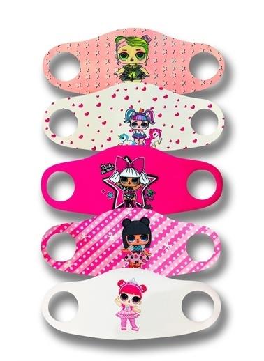 By Leyal For Kids Maske Renkli